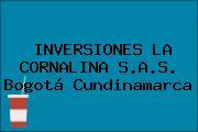 INVERSIONES LA CORNALINA S.A.S. Bogotá Cundinamarca