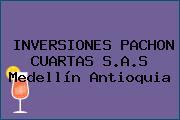 INVERSIONES PACHON CUARTAS S.A.S Medellín Antioquia