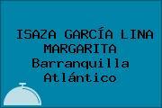 ISAZA GARCÍA LINA MARGARITA Barranquilla Atlántico