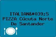 ITALIAN'S PIZZA Cúcuta Norte De Santander