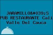 JARAMILLO'S PUB RESTAURANTE Cali Valle Del Cauca