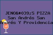 JENO'S PIZZA San Andrés San Andrés Y Providencia