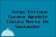 Jorge Enrique Corona Agudelo Cúcuta Norte De Santander