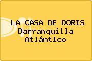 LA CASA DE DORIS Barranquilla Atlántico