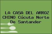 LA CASA DEL ARROZ CHINO Cúcuta Norte De Santander