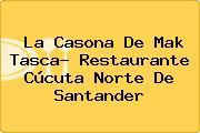 La Casona De Mak Tasca- Restaurante Cúcuta Norte De Santander