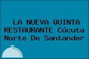 LA NUEVA QUINTA RESTAURANTE Cúcuta Norte De Santander