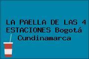 LA PAELLA DE LAS 4 ESTACIONES Bogotá Cundinamarca