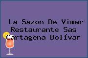 La Sazon De Vimar Restaurante Sas Cartagena Bolívar