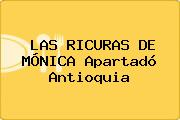 LAS RICURAS DE MÓNICA Apartadó Antioquia