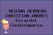 MEDINA HERRERA CHRISTIAN ANDRES Girardot Cundinamarca
