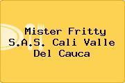 Mister Fritty S.A.S. Cali Valle Del Cauca