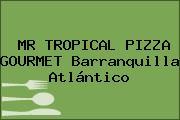 MR TROPICAL PIZZA GOURMET Barranquilla Atlántico