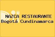 NAZCA RESTAURANTE Bogotá Cundinamarca