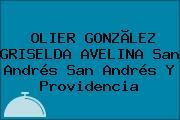 OLIER GONZÃLEZ GRISELDA AVELINA San Andrés San Andrés Y Providencia