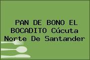 PAN DE BONO EL BOCADITO Cúcuta Norte De Santander
