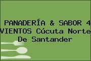 PANADERÍA & SABOR 4 VIENTOS Cúcuta Norte De Santander