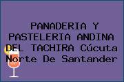 PANADERIA Y PASTELERIA ANDINA DEL TACHIRA Cúcuta Norte De Santander
