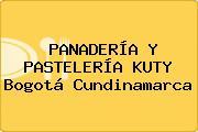 PANADERÍA Y PASTELERÍA KUTY Bogotá Cundinamarca