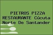 PIETROS PIZZA RESTAURANTE Cúcuta Norte De Santander