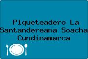 Piqueteadero La Santandereana Soacha Cundinamarca