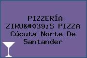 PIZZERÍA ZIRU'S PIZZA Cúcuta Norte De Santander