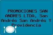 PROMOCIONES SAN ANDRES LTDA. San Andrés San Andrés Y Providencia