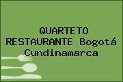 QUARTETO RESTAURANTE Bogotá Cundinamarca