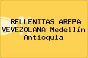 RELLENITAS AREPA VEVEZOLANA Medellín Antioquia