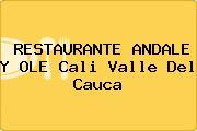 RESTAURANTE ANDALE Y OLE Cali Valle Del Cauca