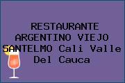 RESTAURANTE ARGENTINO VIEJO SANTELMO Cali Valle Del Cauca