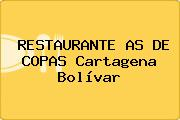 RESTAURANTE AS DE COPAS Cartagena Bolívar