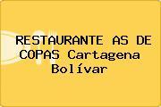 RESTAURANTE AS DE COPAS Cartagena Bolívar