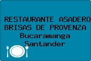 RESTAURANTE ASADERO BRISAS DE PROVENZA Bucaramanga Santander