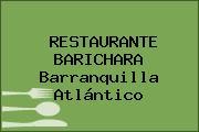 RESTAURANTE BARICHARA Barranquilla Atlántico