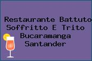 Restaurante Battuto Soffritto E Trito Bucaramanga Santander