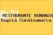 RESTAURANTE BONANZA Bogotá Cundinamarca