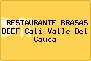 RESTAURANTE BRASAS BEEF Cali Valle Del Cauca