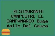 RESTAURANTE CAMPESTRE EL CAMPANARIO Buga Valle Del Cauca