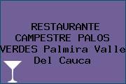 RESTAURANTE CAMPESTRE PALOS VERDES Palmira Valle Del Cauca