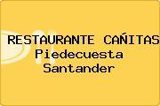 RESTAURANTE CAÑITAS Piedecuesta Santander