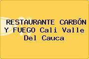 RESTAURANTE CARBÓN Y FUEGO Cali Valle Del Cauca