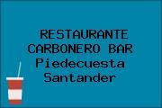 RESTAURANTE CARBONERO BAR Piedecuesta Santander