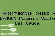 RESTAURANTE CHINO 9 DRAGON Palmira Valle Del Cauca