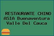RESTAURANTE CHINO ASIA Buenaventura Valle Del Cauca