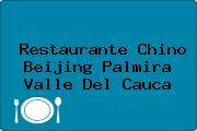 Restaurante Chino Beijing Palmira Valle Del Cauca