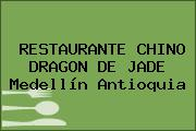 RESTAURANTE CHINO DRAGON DE JADE Medellín Antioquia