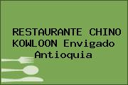 RESTAURANTE CHINO KOWLOON Envigado Antioquia
