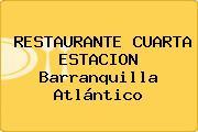RESTAURANTE CUARTA ESTACION Barranquilla Atlántico