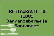 RESTAURANTE DE TODOS Barrancabermeja Santander